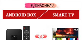 Nên Mua Android TV Box Hay Smart TV ?