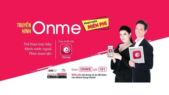 ứng dụng onme