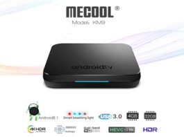 Android Tivi Box Mecool KM9