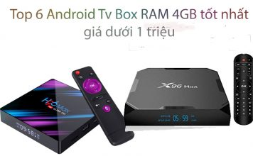 Thế giới Android TV Box 4