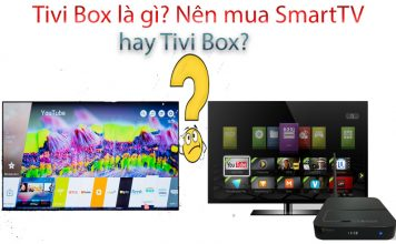 Thế giới Android TV Box 5