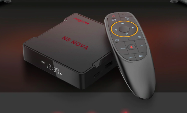 Android tv box RAM 4G Nova N5