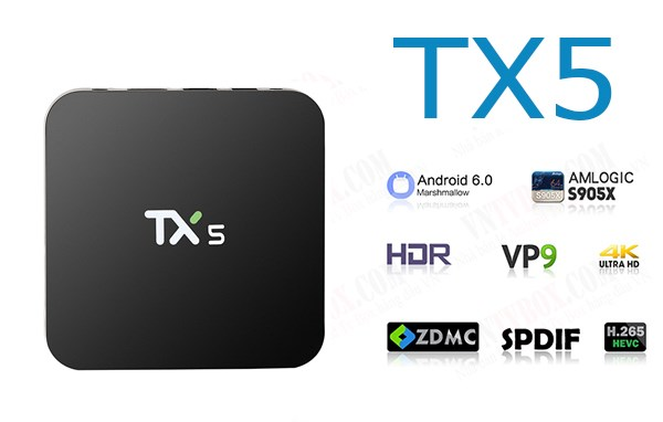 Android Tv Box Tx5